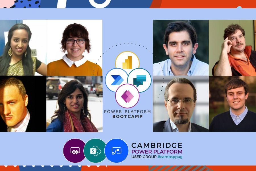 Global Power Platform Bootcamp 2021 Featuring The Cambridge Power Platform User Group