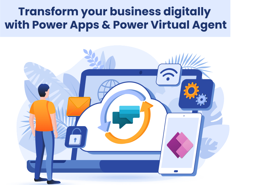 Power Apps & Power Virtual Agent